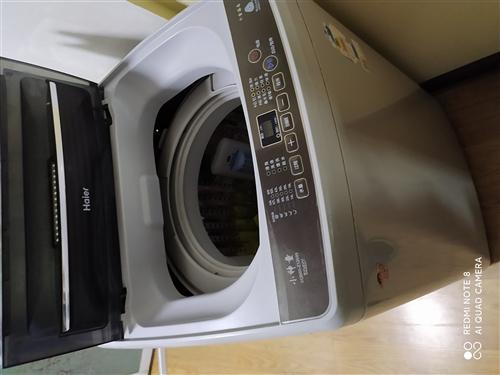 海爾小神童洗衣機,6Kg,本人用的非常愛惜,現在用不上了,忍痛割愛!非誠勿擾! 聯系我時請說明是在...