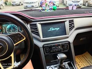 众泰大迈x718年车无事故四万二公里
