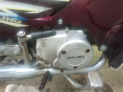 嘉陵牌弯梁110-6摩托车