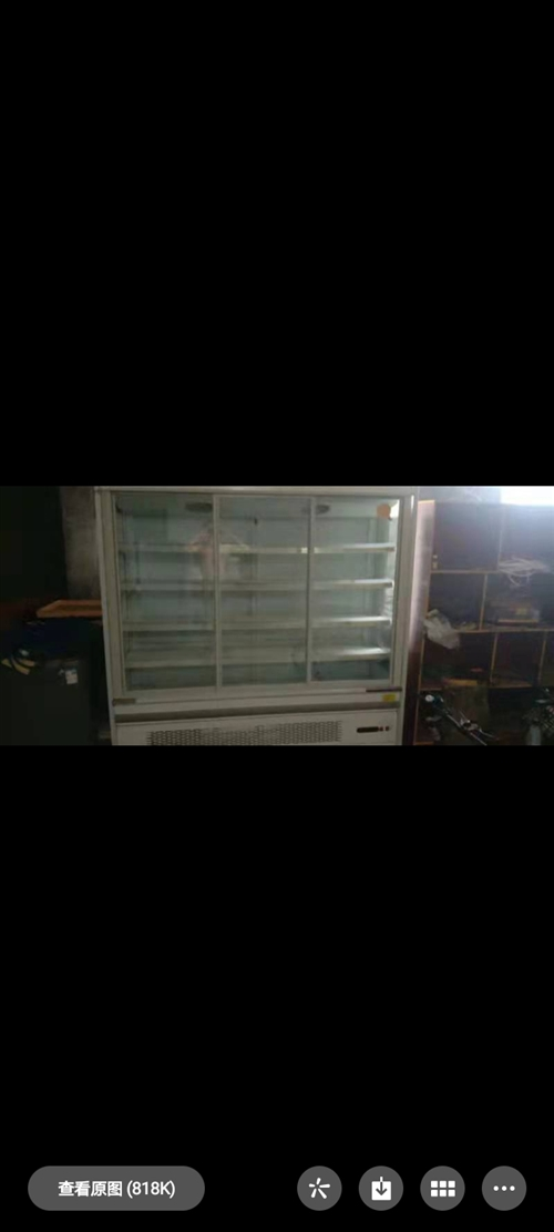 本人有一臺水果展示柜,因水果生意做不下去了,所以打算賣了,才用幾個月 買的時候五千多,現在低價處理?...