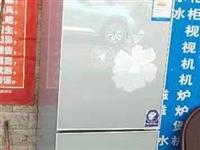 二手冰箱,容积大,八成新