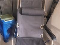 钓鱼椅  休息椅   可折叠  省空间 结实  可承重220斤 价格美丽 有意者请联系1394356...
