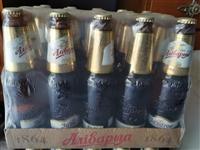 关公坊白酒4箱  俄罗斯白啤4包(1包20甁) 打包处理
