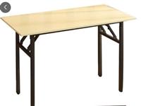 桌子带凳子20张
