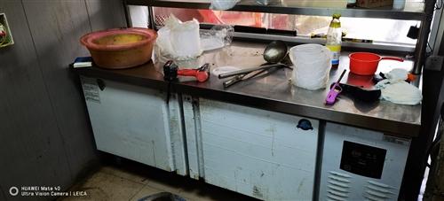 不锈钢冰柜,1年左右