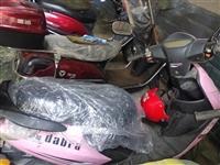 出售踏板摩托车一辆,行程2000多公里