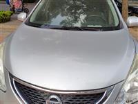2013年3月份日产骐达,家庭用一手车,车况良好无事故,行程9.6 万,因为换新车所以想卖了,价格4...