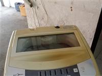 两台二手洗衣机出售,机子零件完整,品牌机。需要联系,15185708524杨,微同号。