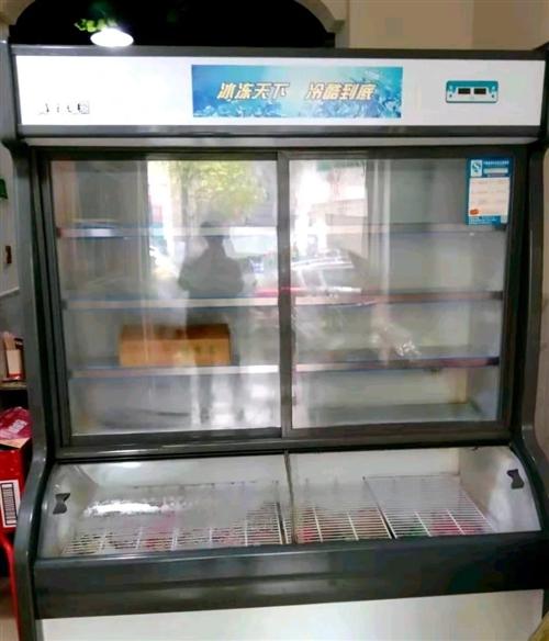 九成新冷藏展示柜  价格美丽,有意者可联系