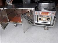 95新酱香饼机低价出售,自己只用了1个月左右,机子完好,配套推车都已做好,适合做生意,有意者可致电联...