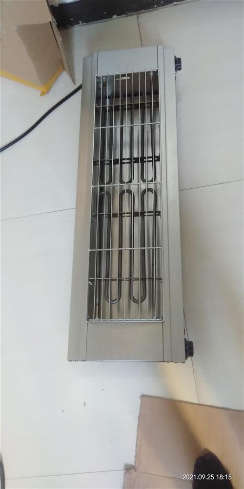 商用加厚新款无烟电烤炉,升温快,温度自由调节,有质保。9.9成新只用过几小时。