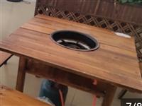 低价处理火锅桌,看得上的联系