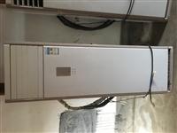 5匹美的空调柜机和吸顶机,只使用一年