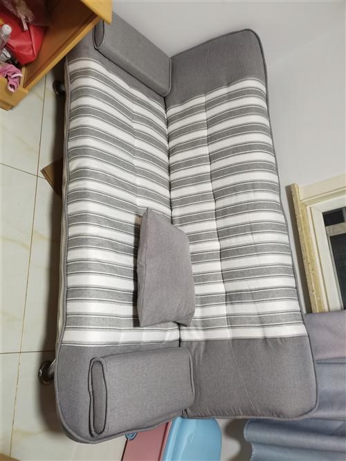 多功能折叠沙发  长1.8米  宽0.5米,打开1.8*1