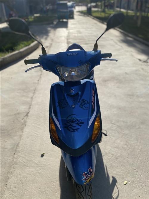 正規雅馬哈摩托車巧格,車況良好,1500包過戶聯系方式17344138166