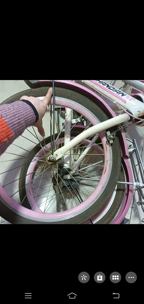 折叠自行车  09年的车子7.8成新 在上海实体店买的    当时价格680大元  半个月的基本工资...