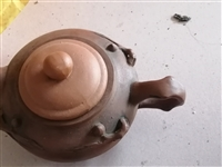 一把老茶壶