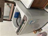 松下7.5KG全自动洗衣机,九成新,原装进口,原价3000,波轮防缠绕技术,洗力大省水洗得干净,低价...