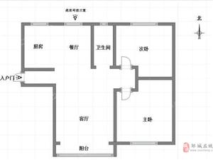 名鉴圣城2室 2厅 1卫78万元