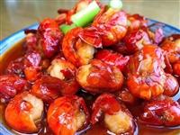 98元抢购壹号虾城2斤小龙虾+营养粥(粥5-6人量)+凉菜1份+水果1份