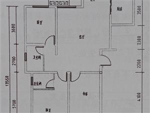 供销商贸城3室 2厅 2卫60万元