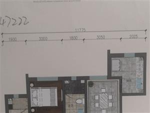 文旅�e院3室 2�d 2�l60�f元(一手房))