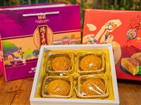 4.3折提前购 海星多味 海星莲蓉蛋黄 海星伍仁叉烧 三款纸盒装月饼等你来抢购!