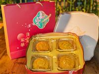 4.3折提前购 海星经典莲蓉月饼 海星经典伍仁月饼 两款铁盒装月饼等你来抢购!