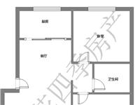 成熟小区奥林盛园精装2室 带全部家具家电带车库67万元