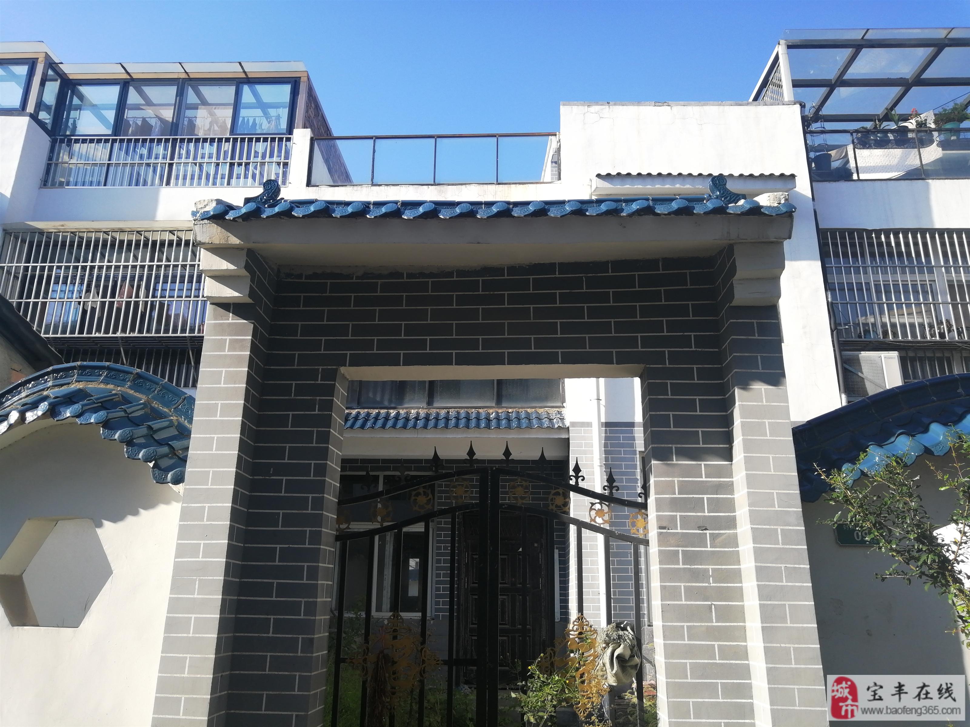 宝丰王子梦二层楼5室 3厅 2卫65万元