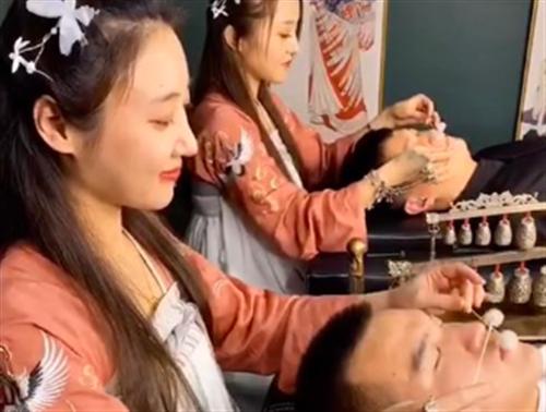 29.9抢购原价58元净耳阁采耳套餐!酥酥麻麻神仙体验,速来!