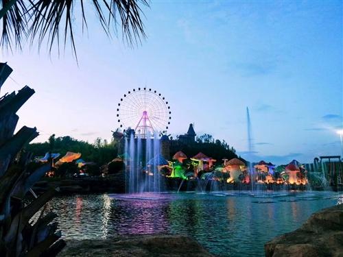 竹海旅游度假区