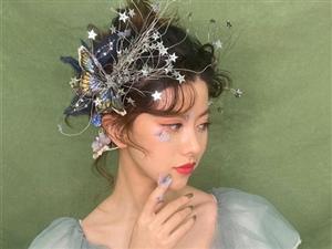 学化妆美容美甲美睫纹绣到玲珑