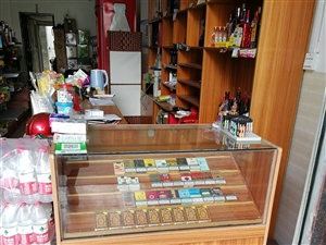 收银台酒柜烟柜