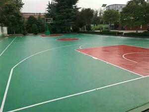 專業籃球羽毛球場舞蹈房學校醫院地膠塑膠地板安裝