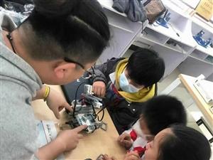 乐高机器人课程免费预约