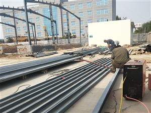 钢构安装,防水施工