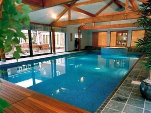 游泳池浴池汤泉设备一站式服务