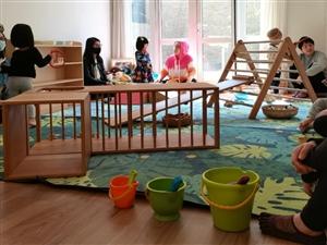 孩子发展的补救|婴幼儿自由运动发展亲子观察课招募