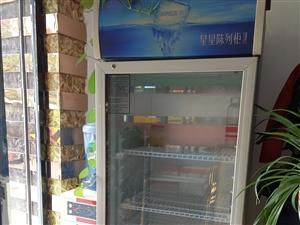二手展示柜,水吧台,制冰机出售