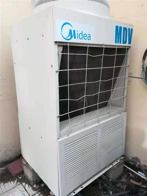 美的10P中央空调,自己门店处理,诚意出售,卖给有缘人士,有需要的致电详谈