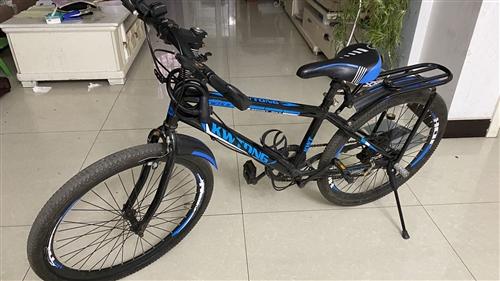 26寸变速山地自行车,只骑了三个月,伢嫌小了特低价出售