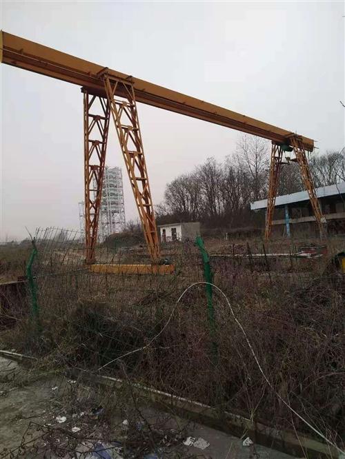 航吊,配套设备都有。可以吊5吨