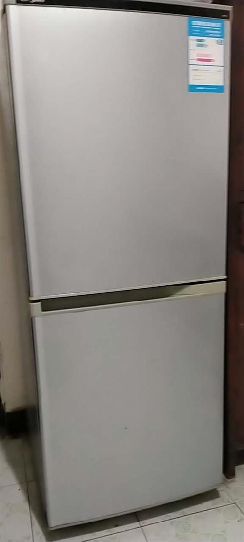 本人有一个美的冰箱处理一级变频