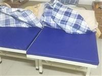 因公司搬迁,目前还有几张按摩床和办公桌,需要的可以联系本人。