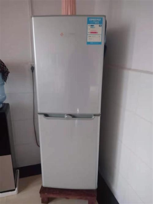 换了大冰箱,闲置的小冰箱 无任何故障