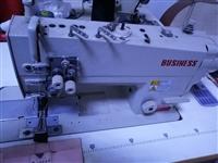 缝纫机(九成新)(电动双针和单针两台)