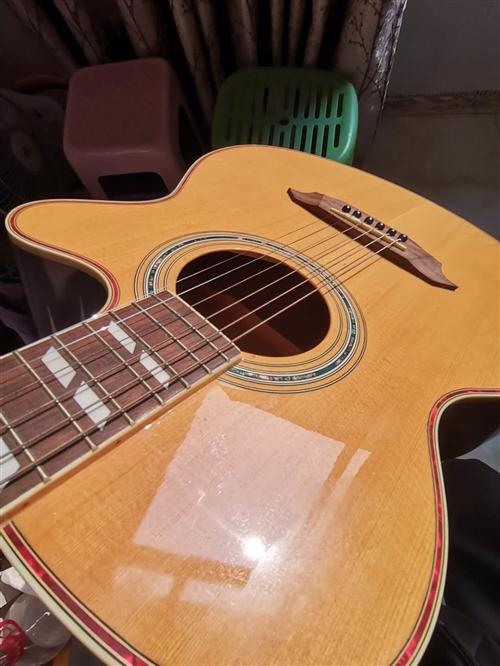 閑置吉他出售,有意者聯系
