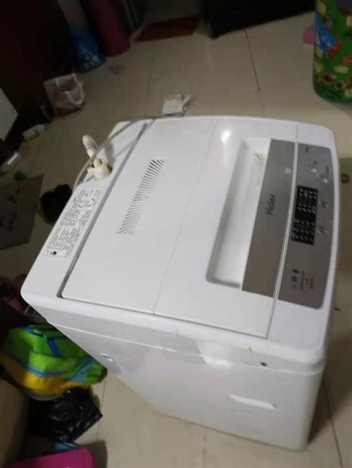 全自动洗衣机,海尔的,买新的了,用不到了低价出售。
