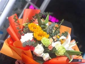 承接各种花束、婚车及现场布置